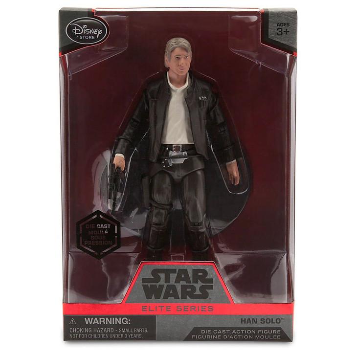 Disney Star Wars Han Solo Elite Series Action Figure