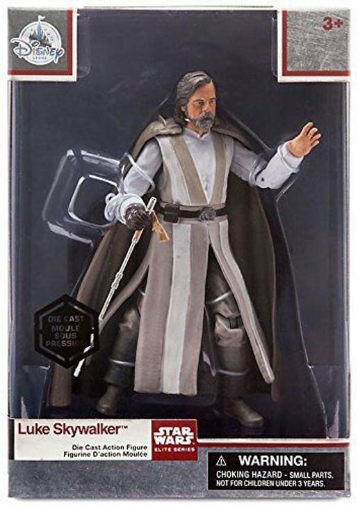 Disney Star Wars Luke Skywalker (Last Jedi) Elite Series Action Figure