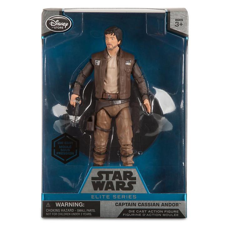 Disney Star Wars Captain Cassian Andor Elite Series Action Figure