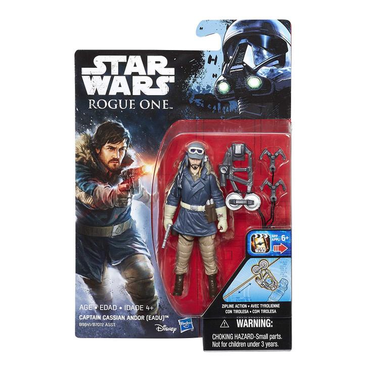 Hasbro Star Wars Rogue One Captain Cassian Andor (Eadu) Action Figure