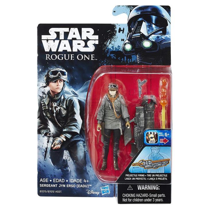 Hasbro Star Wars Rogue One Jyn Erso (Eadu) Action Figure