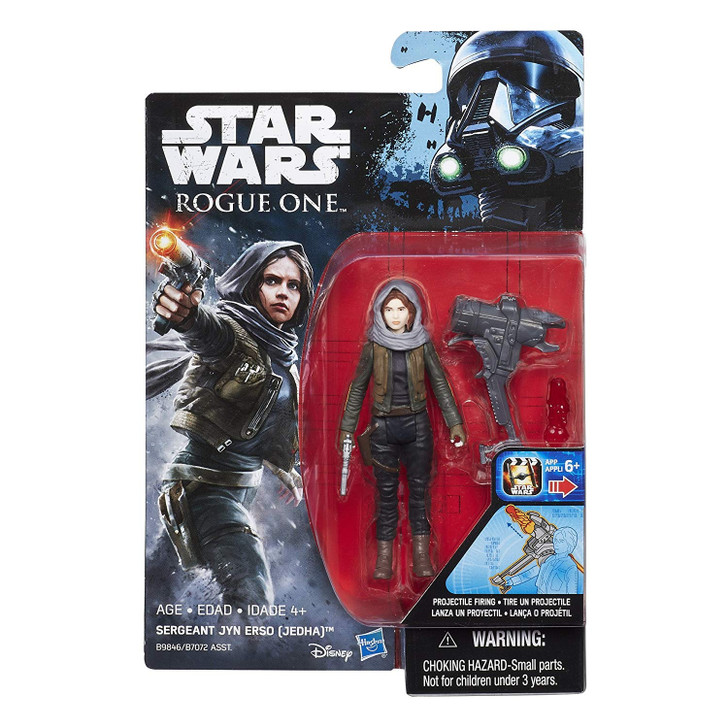 Hasbro Star Wars Rogue One Jyn Erso (Jedha) Action Figure
