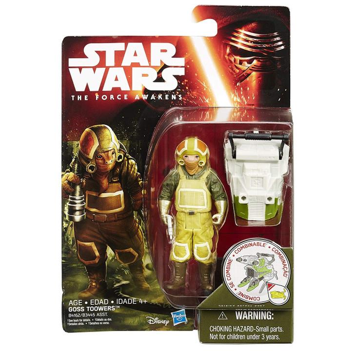 Hasbro Star Wars Force Awakens Goss Toowers Action Figure