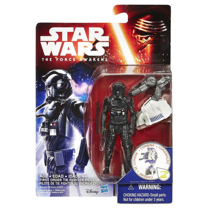 Hasbro Star Wars Force Awakens First Order Tie Pilot Action Figure