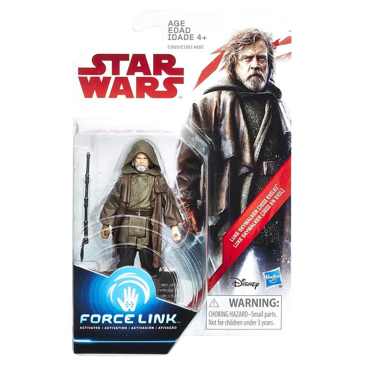 Hasbro Star Wars Luke Skywalker (Jedi Exile) Action Figure