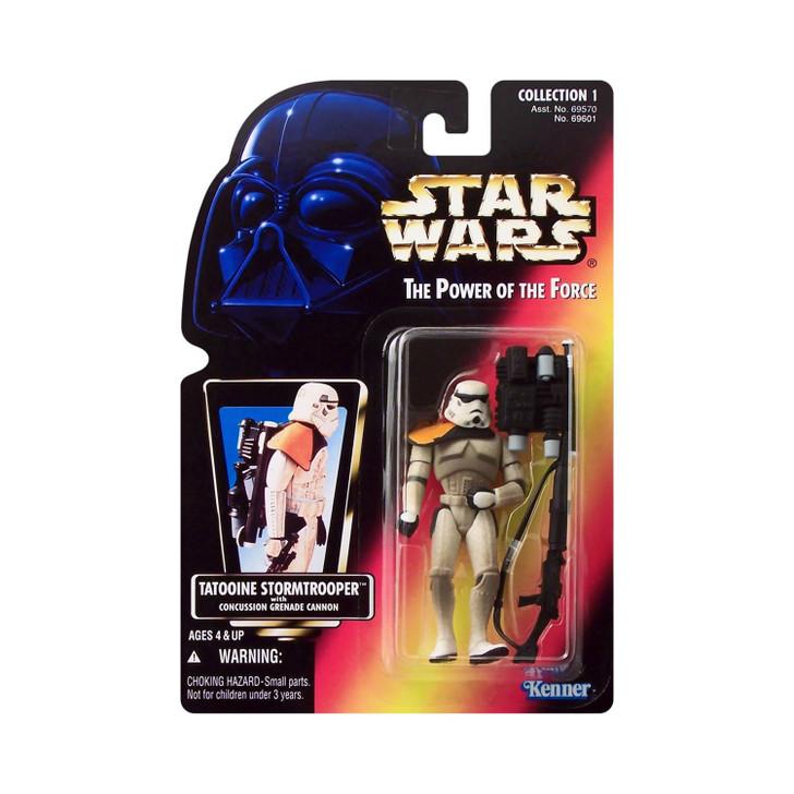 Kenner Star Wars POTF Tatooine Stormtrooper Action Figure