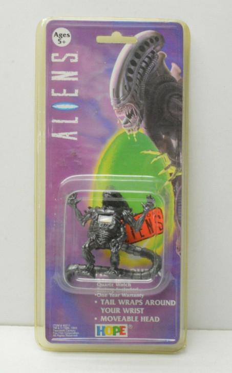 Hope Industries ALIENS Alien Queen vintage watch