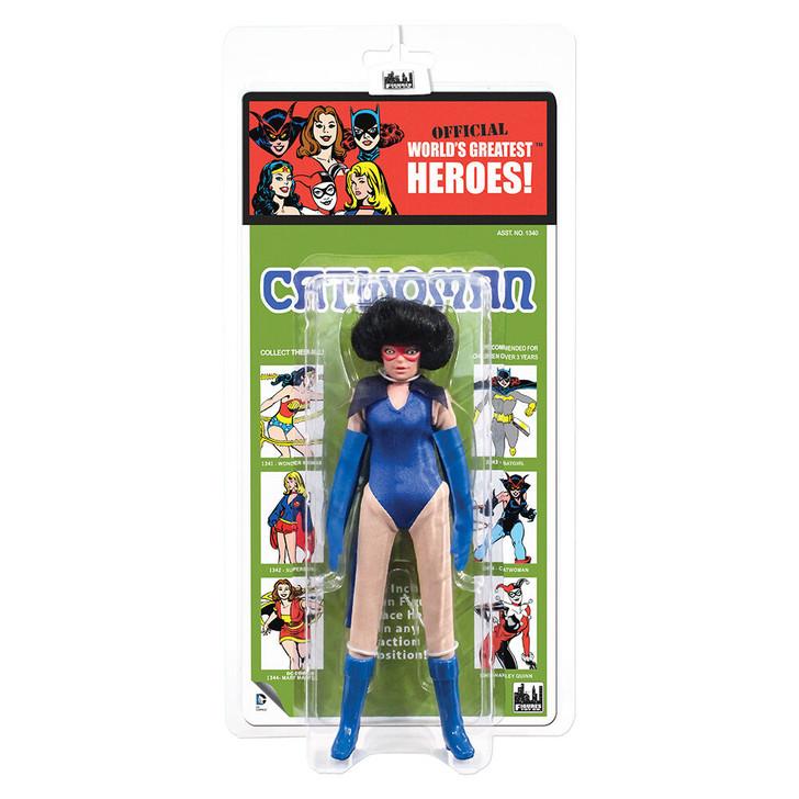 Figures Toy Co. DC Comics Catwoman Kresge Card 8in action figure