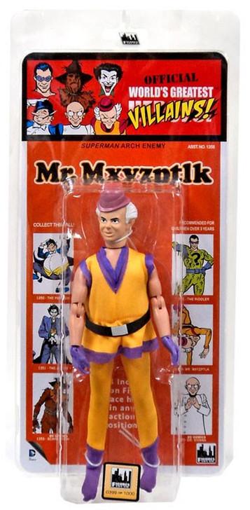 Figures Toy Co. DC Comics Mr. Mxyzptlk Kresge Card 8in action figure