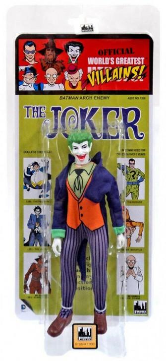 Figures Toy Co. DC Comics The Joker Kresge Card 8in action figure