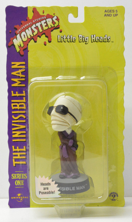 Sideshow Universal Monsters LBH Invisible Man