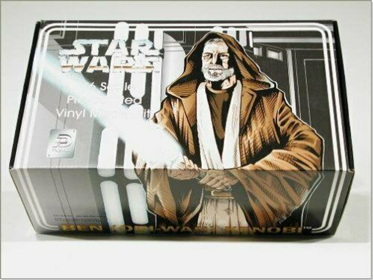 Polydata Star Wars Ben Obi Wan Kenobi 1/6th scale pre painted model kit