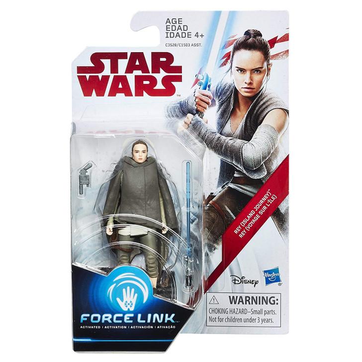 Hasbro Star Wars Rey (Island Journey) Action Figure