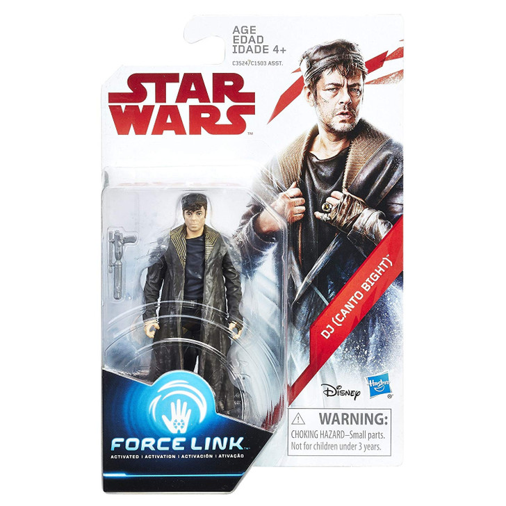 Hasbro Star Wars DJ (Canto Bight) Action Figure