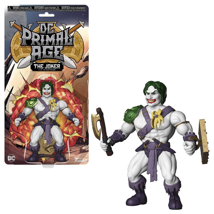 Funko DC Primal Age The Joker action figure