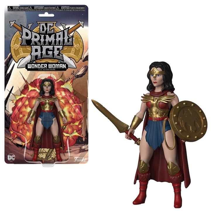 Funko DC Primal Age Wonder Woman action figure
