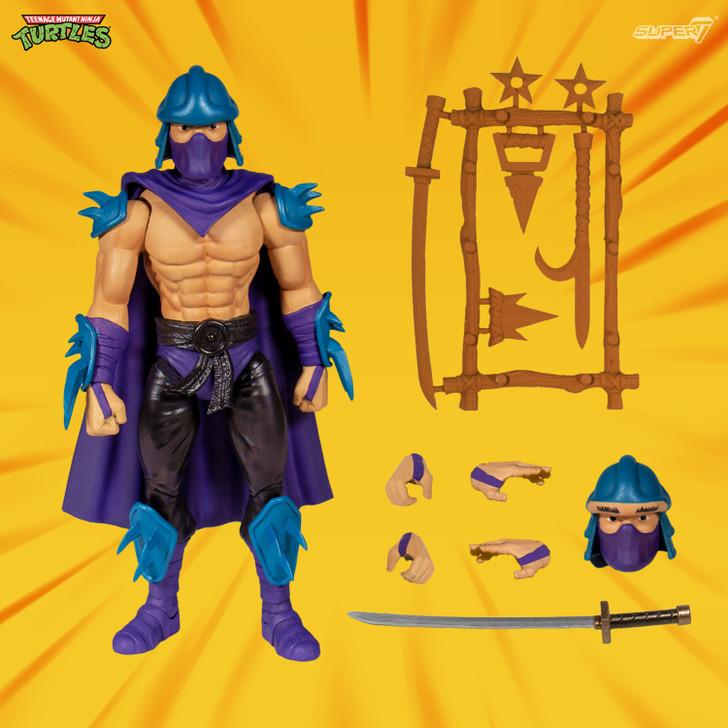 Super7 TMNT Ultimates Shredder Action Figure