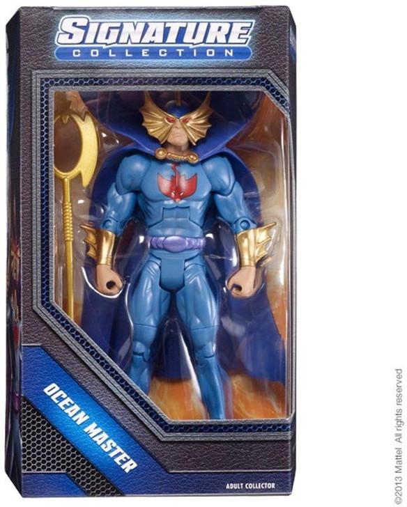 Mattel DC Signature Series Ocean Master Action Figure