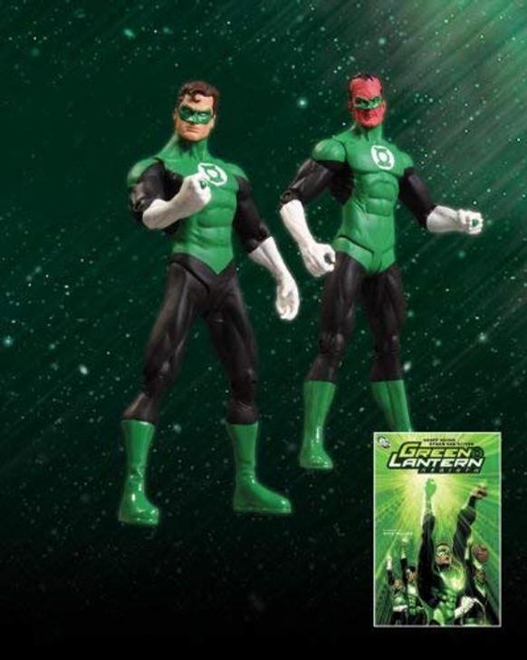 DC Direct Green Lantern: Rebirth Collector Set