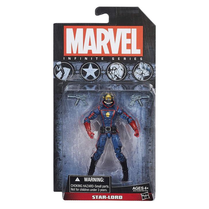 Hasbro Marvel Universe Star-Lord Action Figure