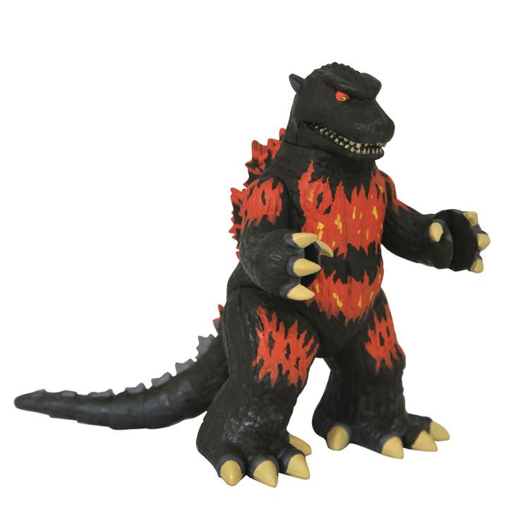 Diamond Select Vinimates Burning Godzilla