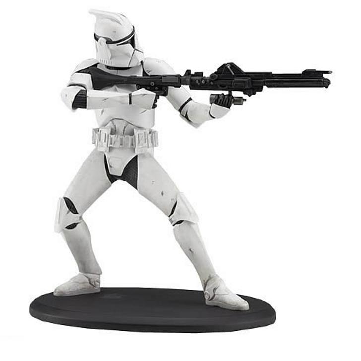 Attakus Star Wars Clone Trooper Statue