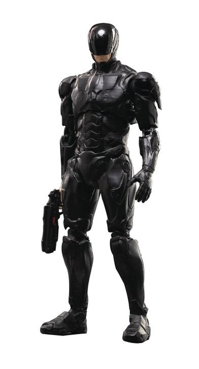 HIYA ROBOCOP 2014 Black armor 1/18 scale action figure
