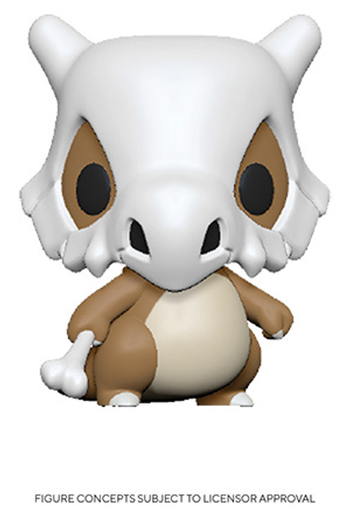 Funko Pop! Games Pokemon Cubone