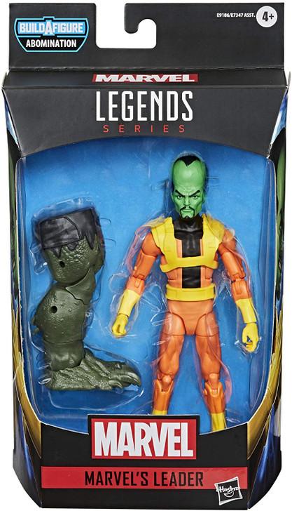 Hasbro Marvel Legends Leader Action Figure