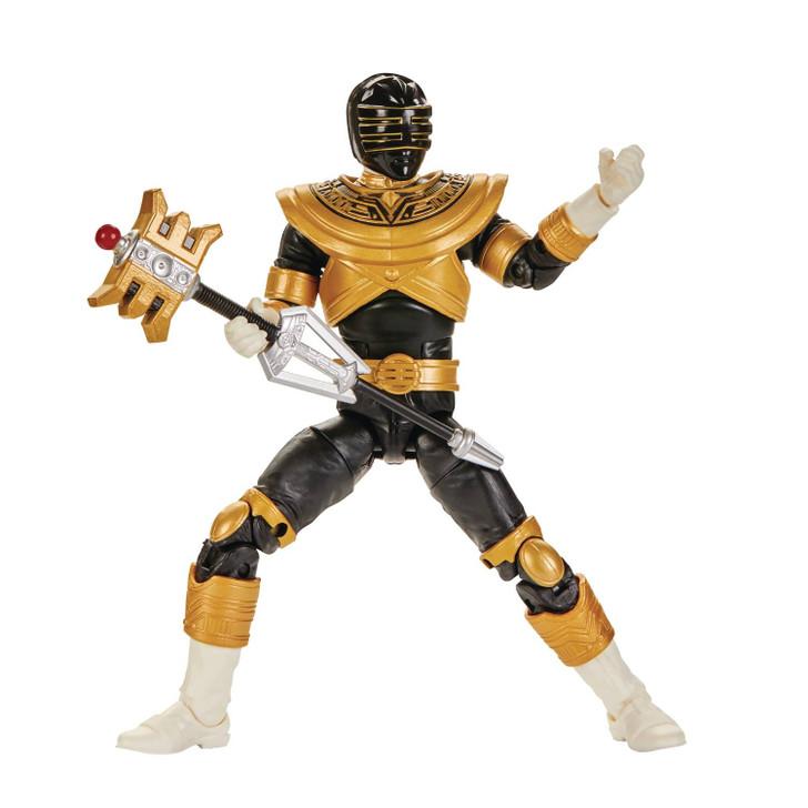 "Hasbro Power Rangers Lightning Collection Zeo Gold Ranger 6"" Action Figure"