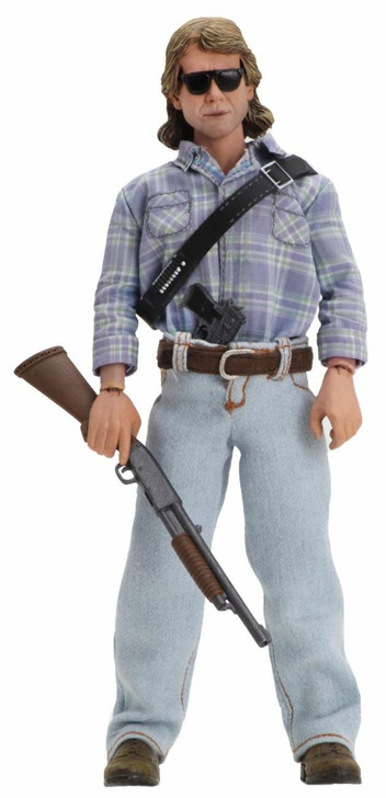 "NECA They Live - 8"" Clothed Action Figures John Nada"