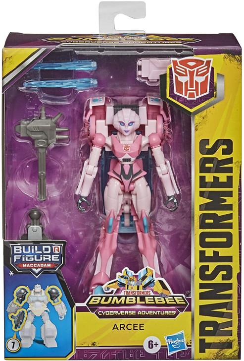 Hasbro Transformers War for Cybertron: Earthrise Deluxe Arcee