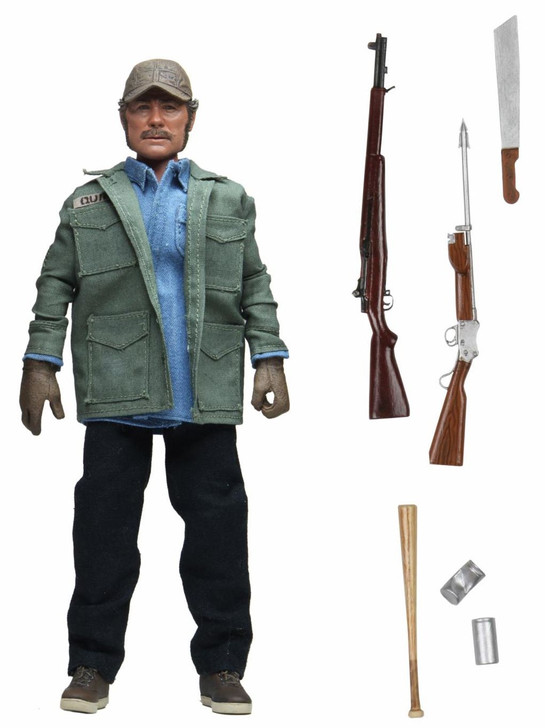 "NECA Jaws – 8"" Clothed Action Figure – Sam Quint"