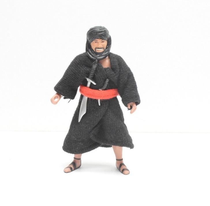 Kenner 1982 Indiana Jones Cairo Swordsman Action Figure