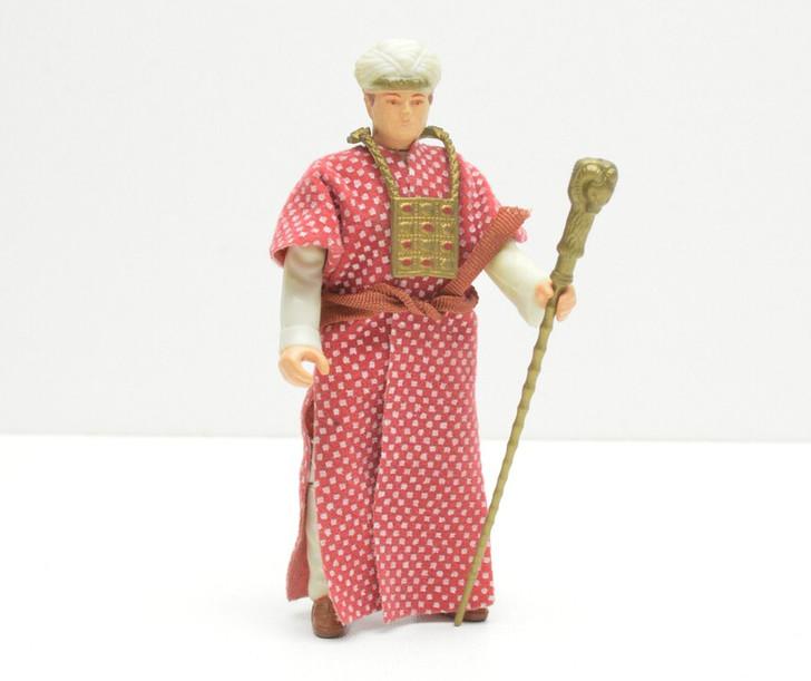 Kenner 1982 Indiana Jones Belloq Ceremonial Robes Action Figure