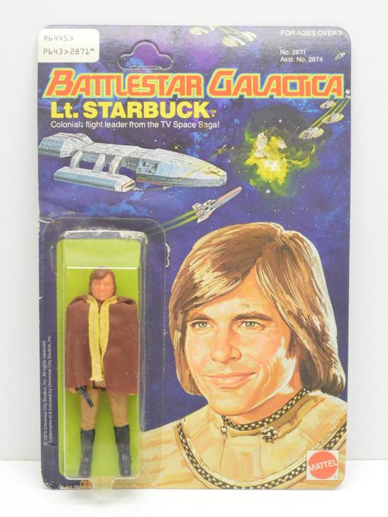 Mattel 1978 Battlestar Galactica Lt. Starbuck action figure