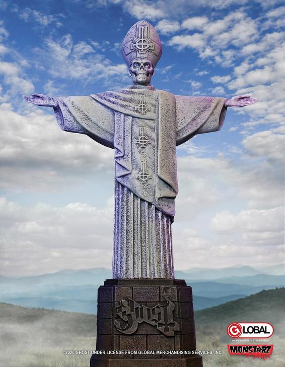 Monstarz Ghost Papa Emeritus I Mini Statue