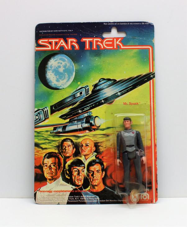 Mego VINTAGE 1979 Star Trek TMP Mr. Spock Action Figure