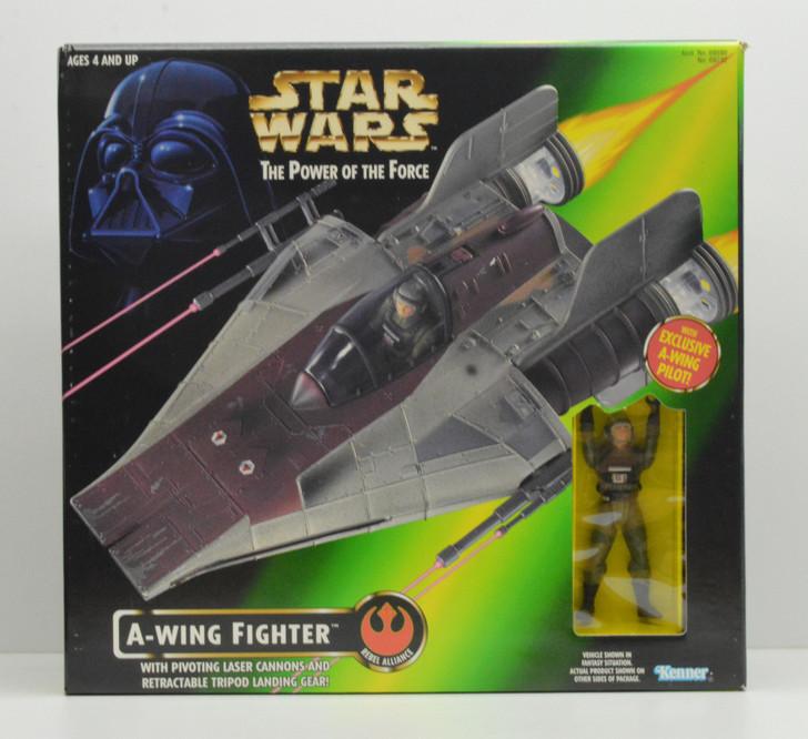 Hasbro Star Wars POTF A-Wing Fighter