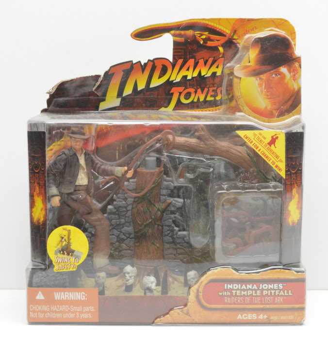Hasbro Indiana Temple Pitfall Action Figure