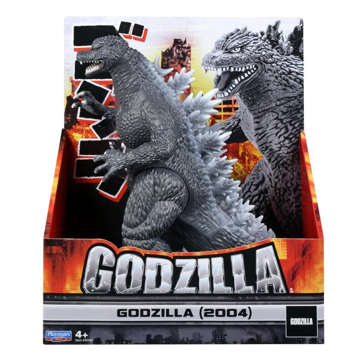 Playmates  Godzilla 2004 11in action figure