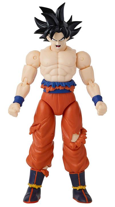 BanDai Dragon Ball Super - Dragon Stars Ultra Instinct Goku Action Figure
