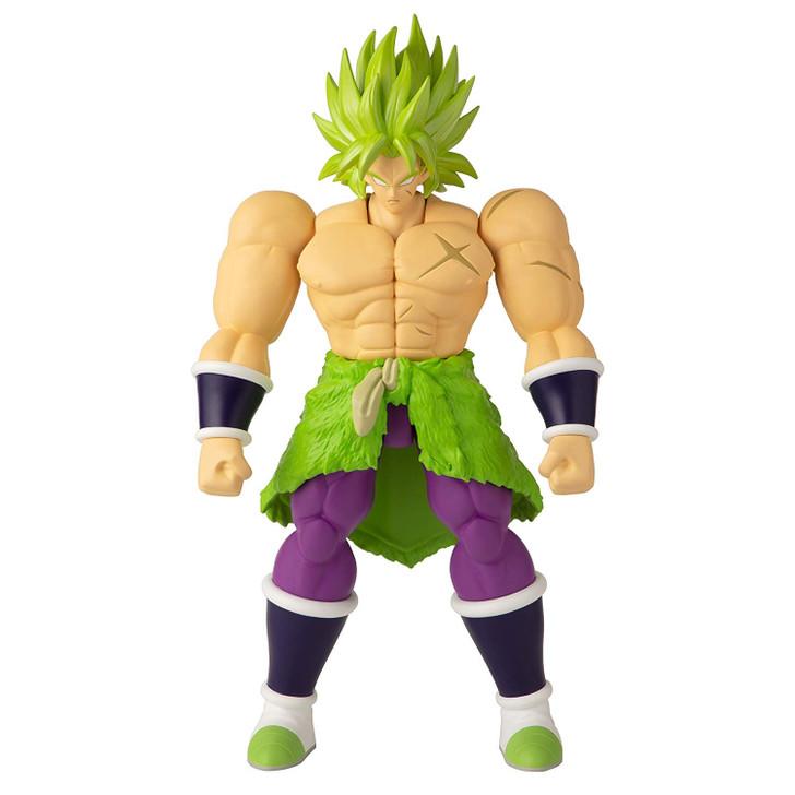 "BanDai Dragon Ball Super – Super Saiyan Broly SUPER version 13"" Figure Limit Breaker Series"