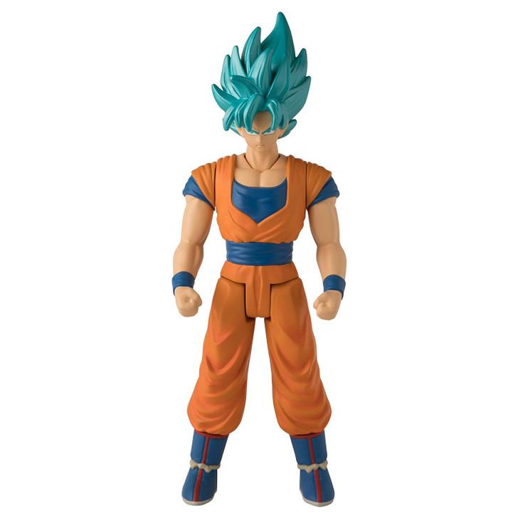 "BanDai Dragon Ball Super – Super Saiyan Blue Goku Limit Breaker 12"" Figure"