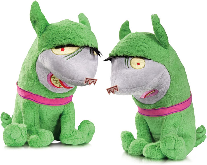 DC Collectibles Crackers & Giggles Plush