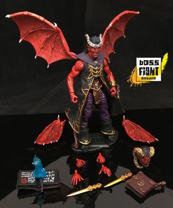 Vitruvan H.A.C.K.S. Eligor and Gomory Demon Action Figure