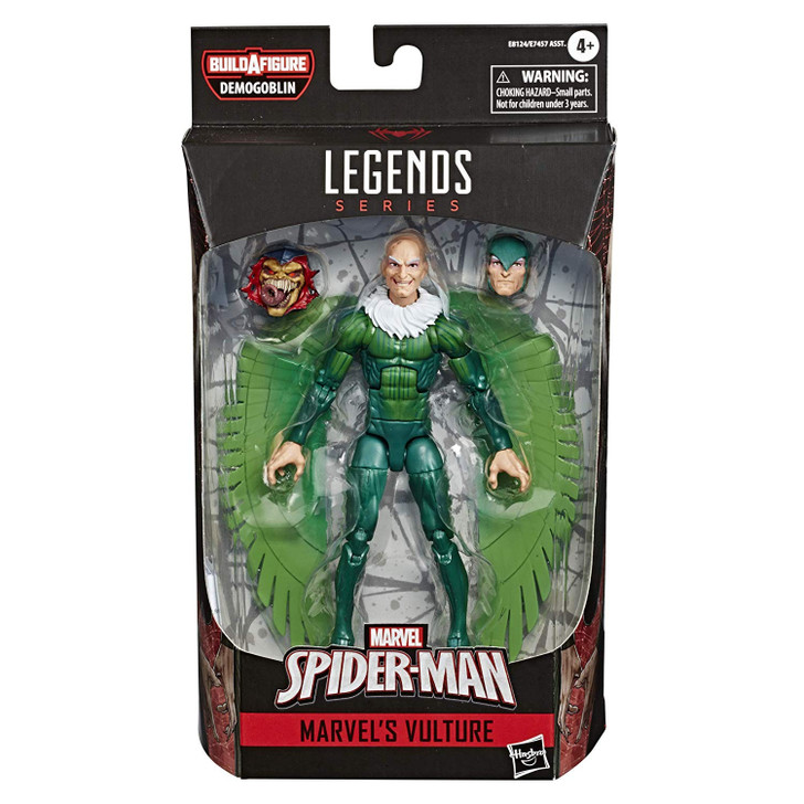 Hasbro Marvel Legends Vulture Figure