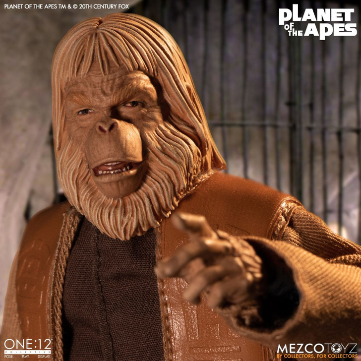 Mezco The One:12 Collective Planet of the Apes (1968): Dr. Zaius
