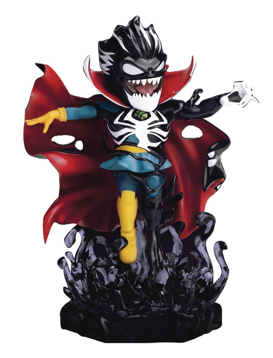 Beast Kingdom Marvel Maximum Vemom MEA-018 Venomized Dr. Strange