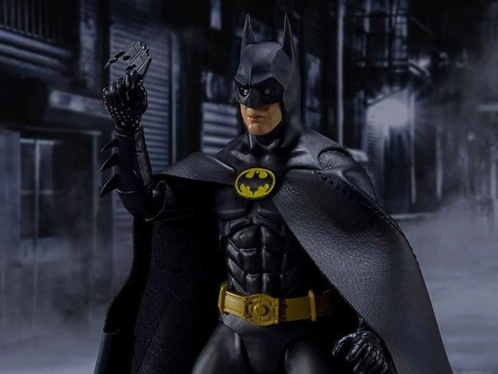 "Bandai Batman (1989) ""Batman"" Tamashii Nations S.H. Figuarts"